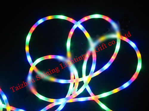 Hot26 milky tube rope light