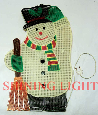 SM5 gridding light -snowman