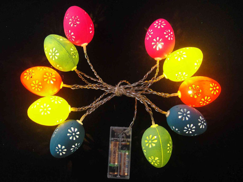 150506 LED Easter egg light